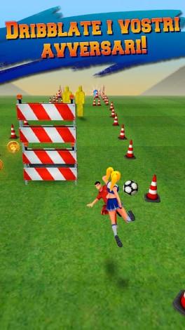 Soccer Runner 3