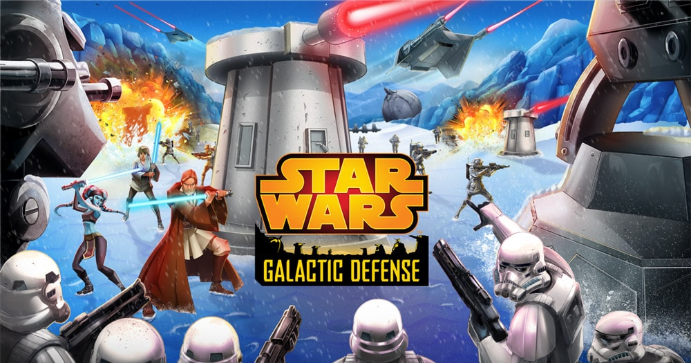 Star Wars: Galactic Defense | Wookieepedia | FANDOM ...