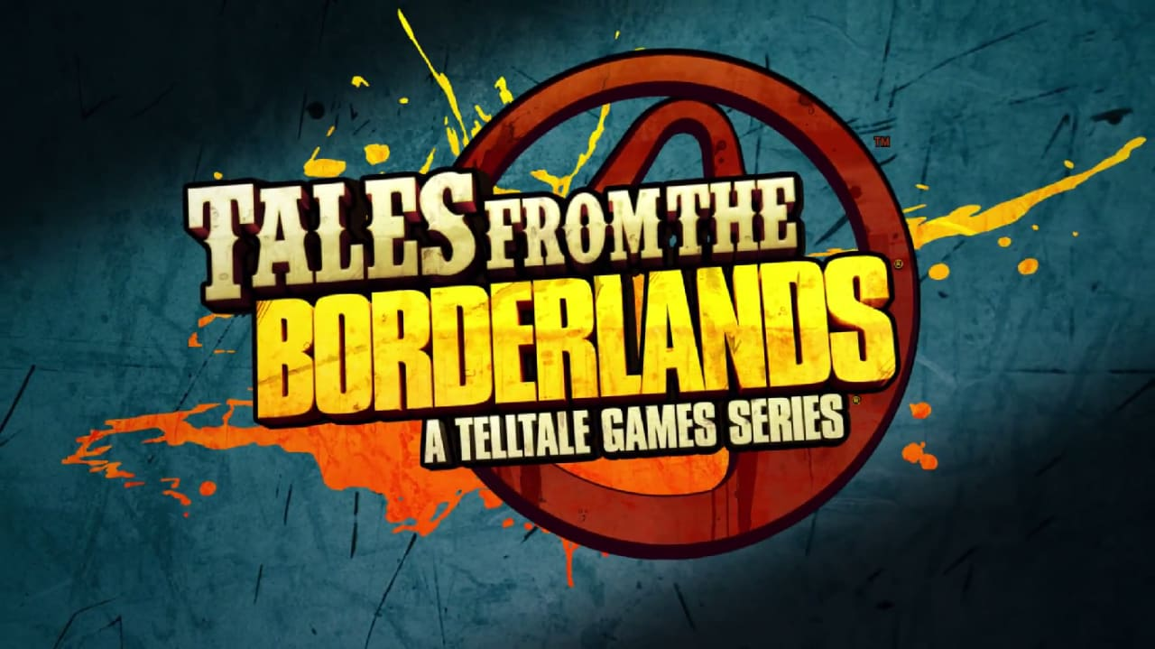 Tales from the Borderlands Copertina