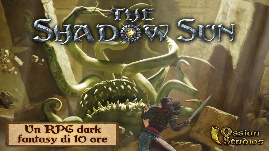 The Shadow Sun Copertina