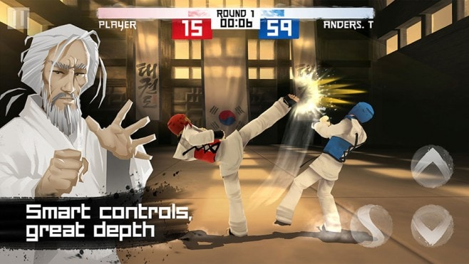 The Taekwondo Game 2