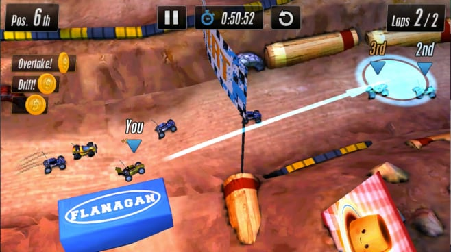 Touch Racing 2 Android (5)