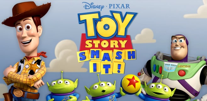 Toy Story Smash Hit