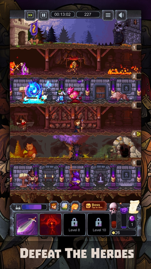Wicked Lair Android (2)