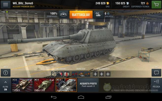 World of Tanks Blitz Android (1)
