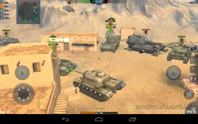 World of Tanks Blitz Android (15)