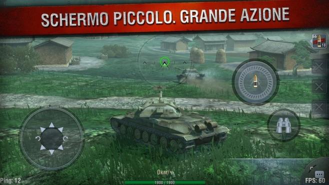 World of Tanks Blitz Android Ita  (2)
