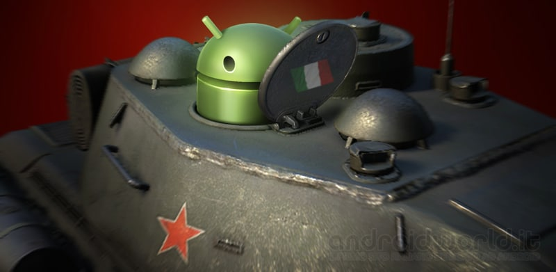 World of Tanks Blitz Android Italia