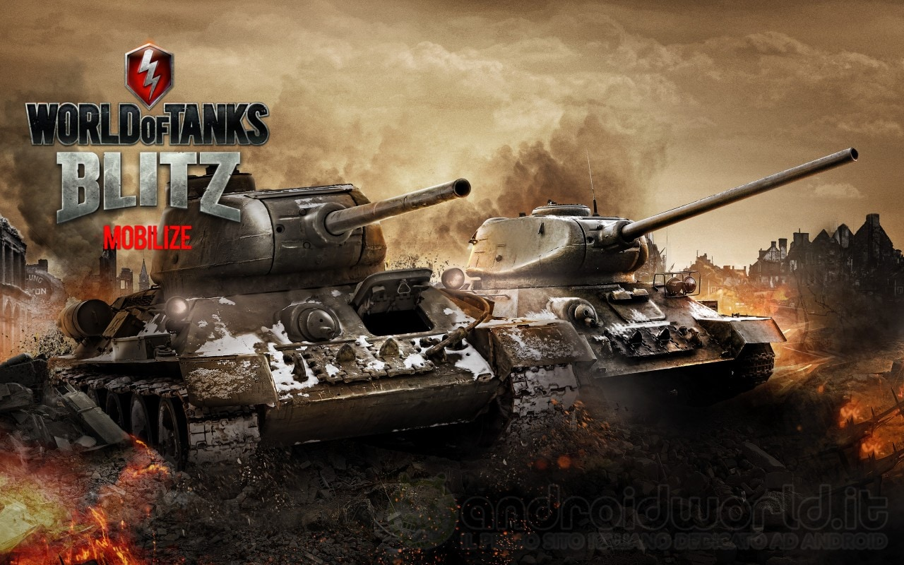 World of Tanks Blitz Copertina