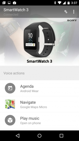 android wear material