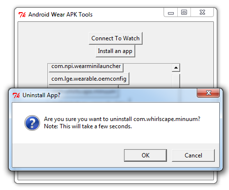 android wear tools