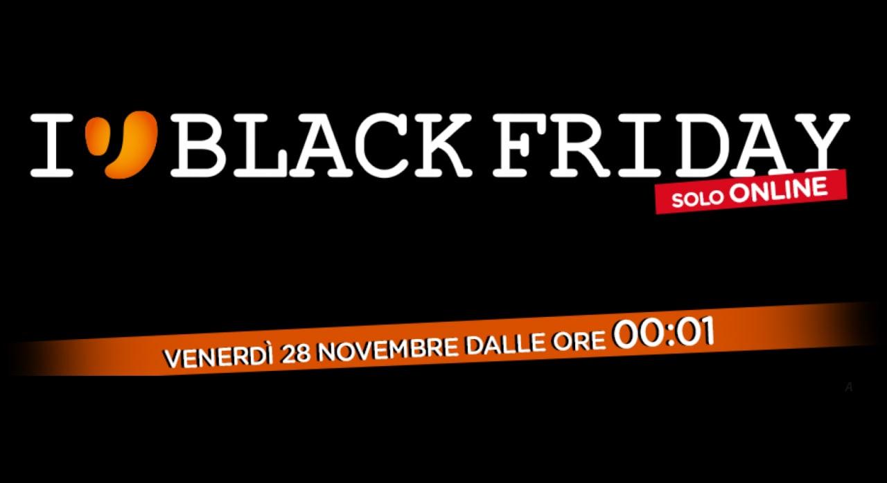 Black Friday di Unieuro: tutto al 22% di sconto