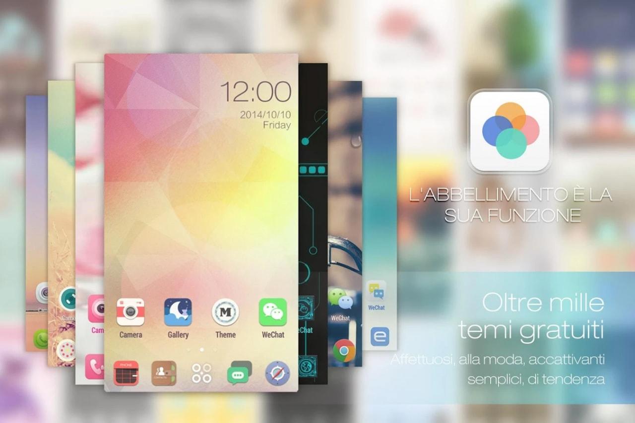 Una schermata home leggera ma personalizzabile grazie a Cheetah Launcher (foto)