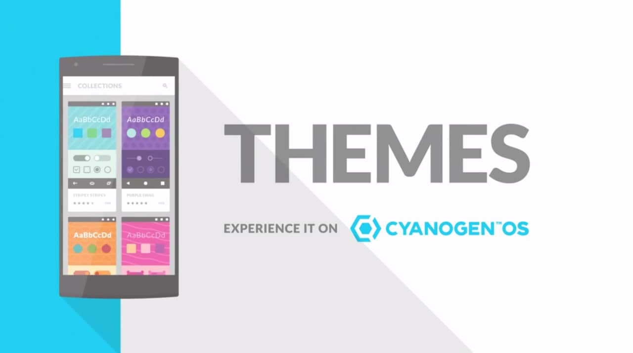 cyanogen themes
