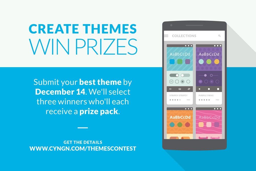 Nuove informazioni su Themes ed un concorso a premi