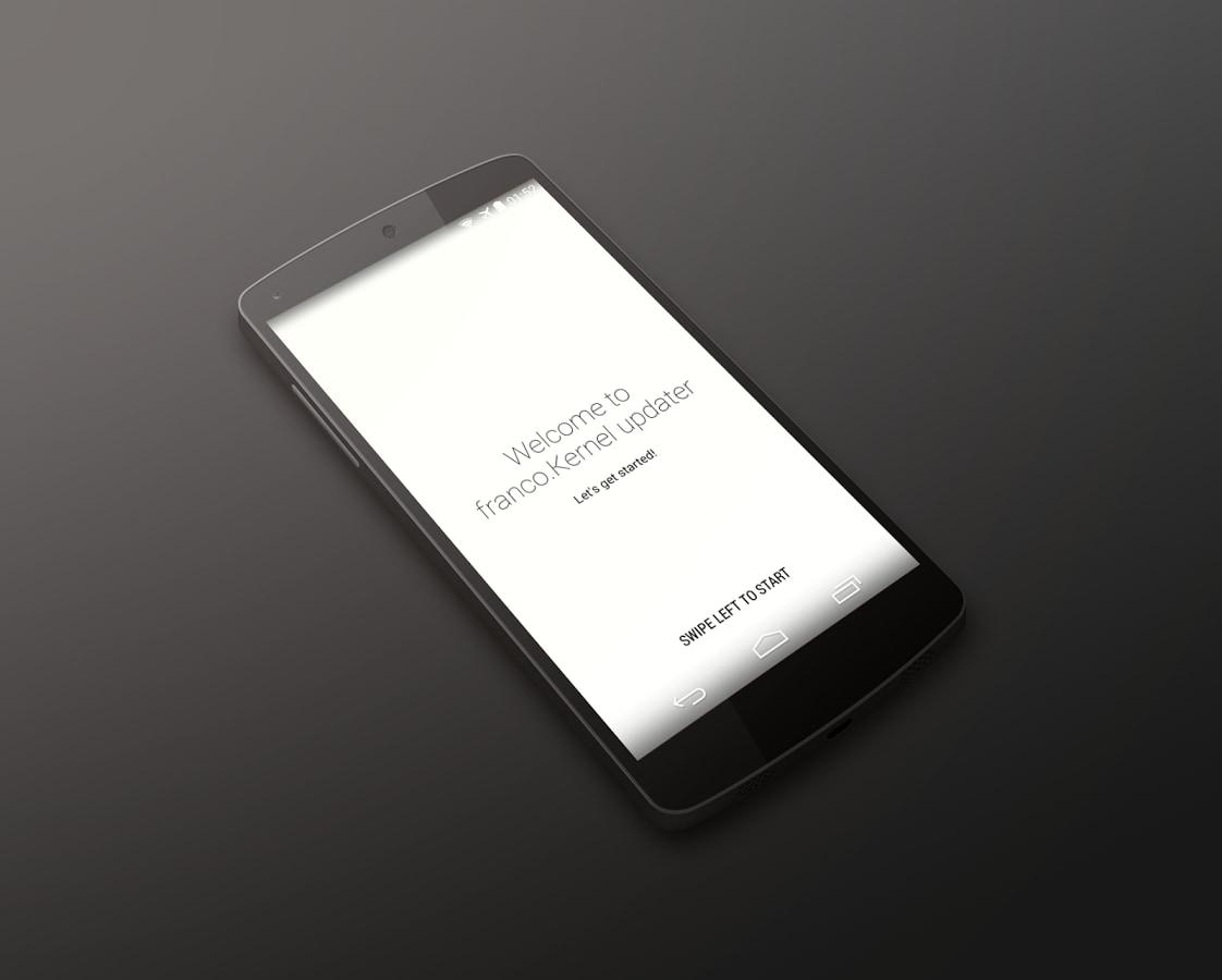 franco.Kernel updater supporta anche Nexus 6 (ed è scontato del 30%)