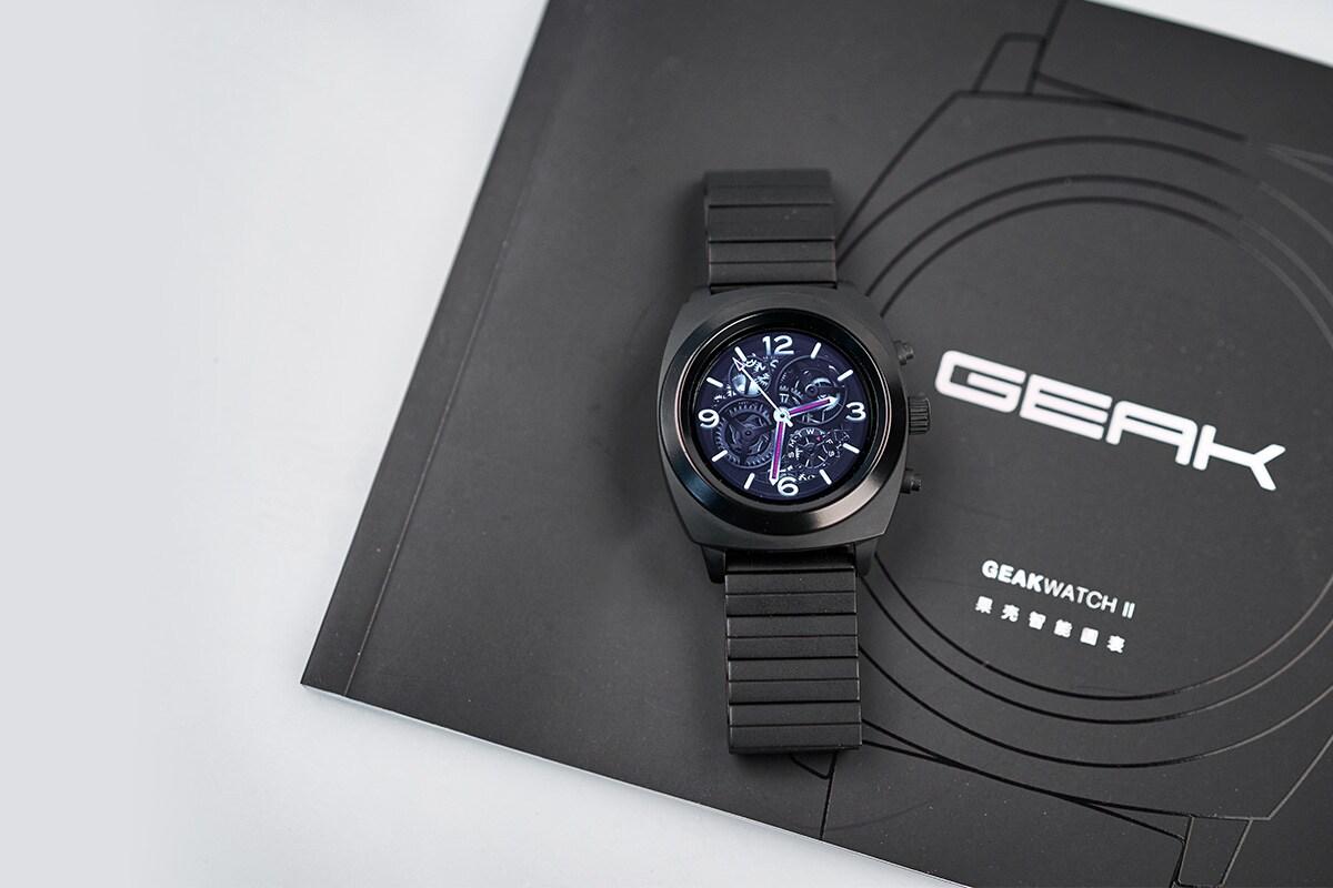 geak watch II PRO