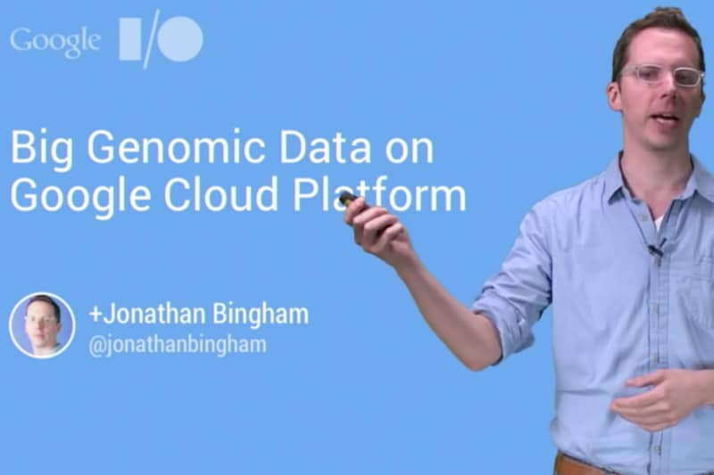 Google Genoma, un nuovo strumento di archiviazione per gli istituti di ricerca medica (video)