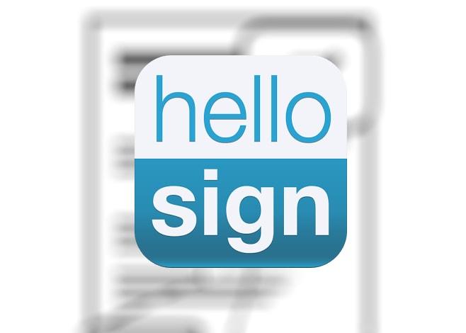 hellosign_compilare moduli e documenti