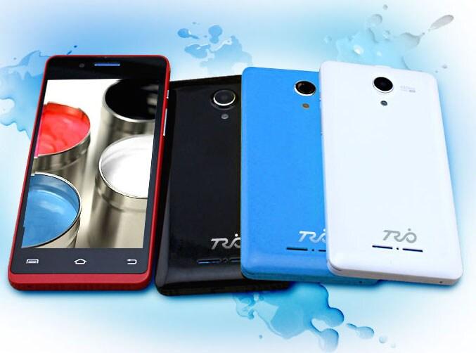 TRiO presenta un nuovo smartphone e un particolare cavo USB