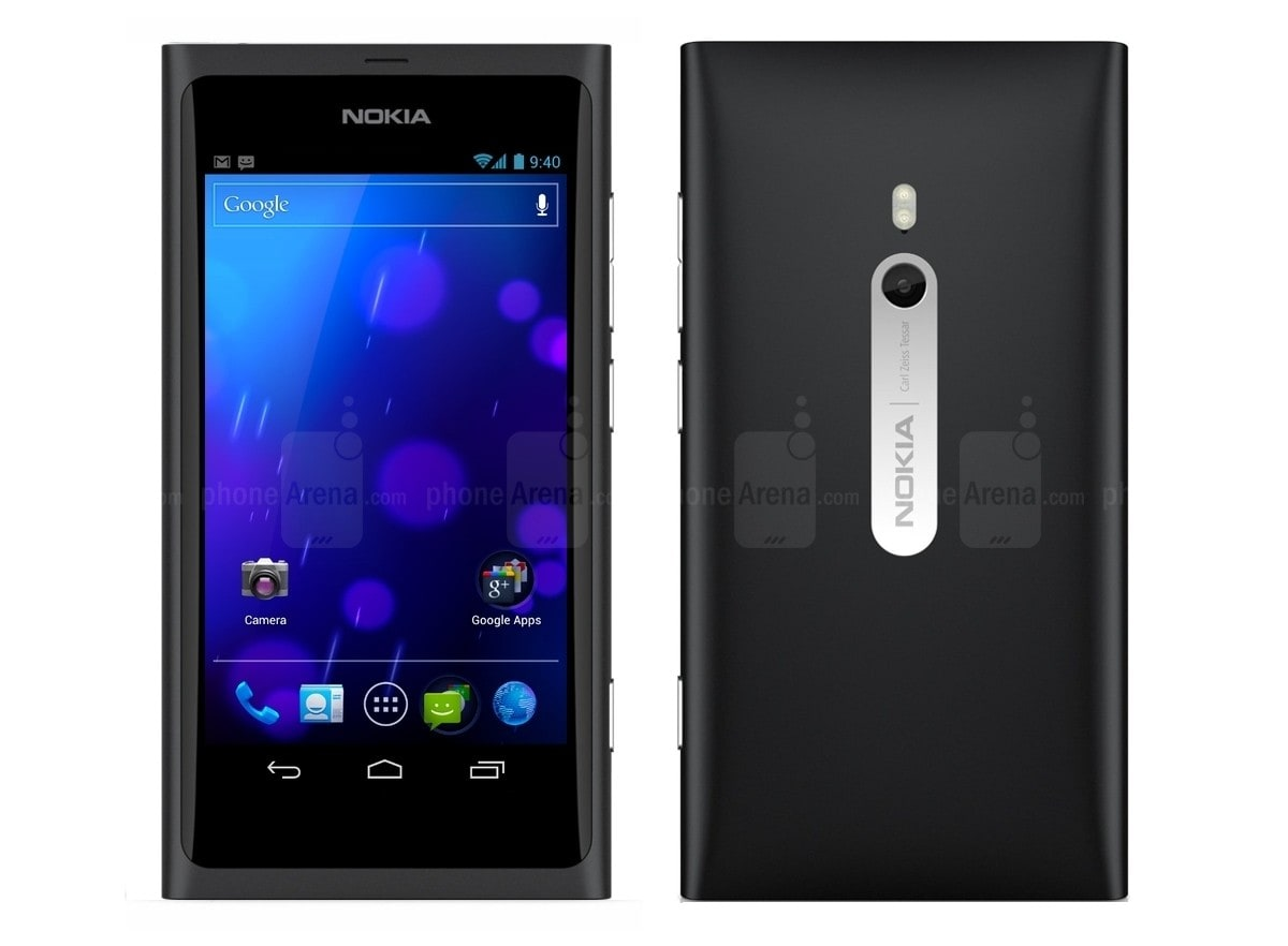 lumia 800 android