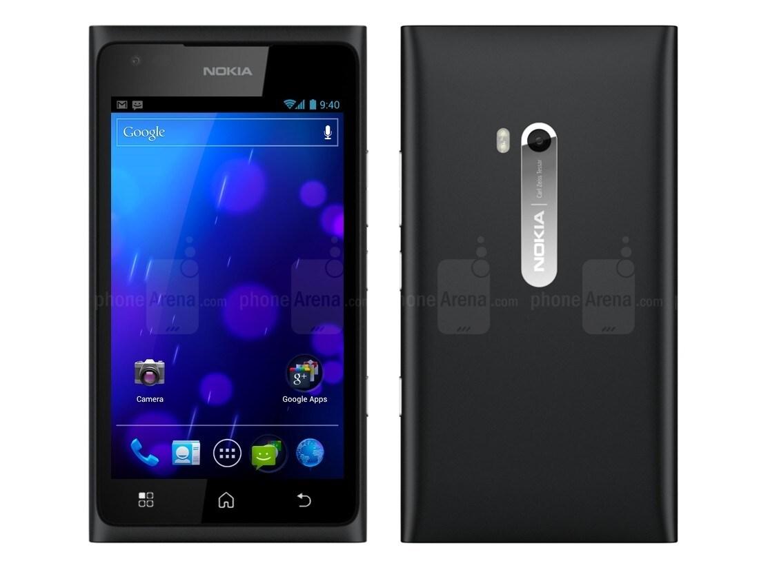 lumia 900 android
