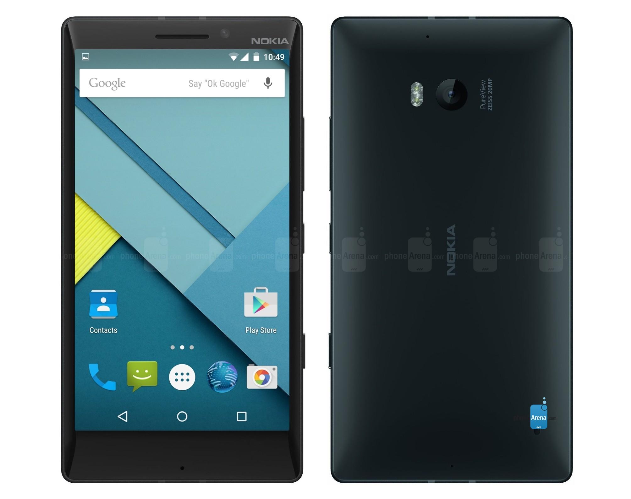 lumia 930 android