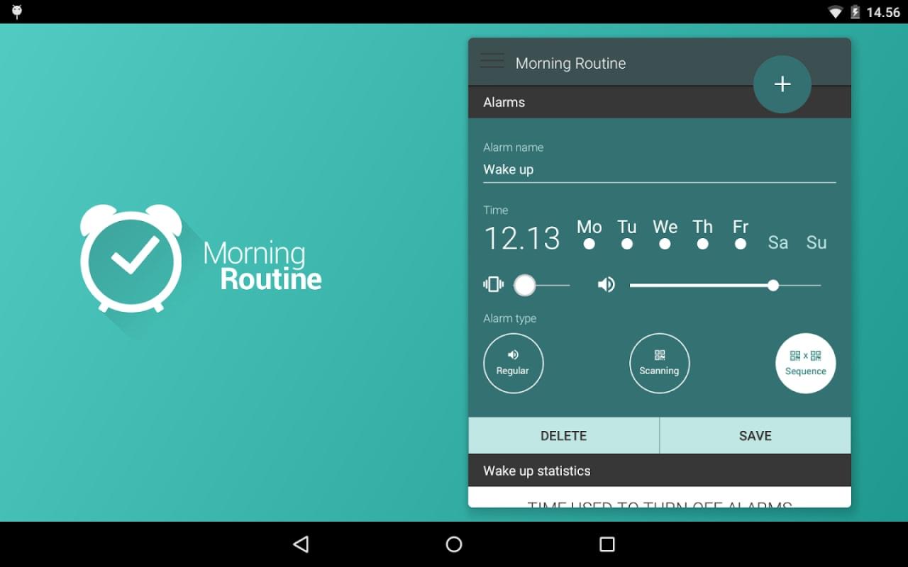 Una sveglia bella e smart con l'app gratuita Morning Routine (foto e video)