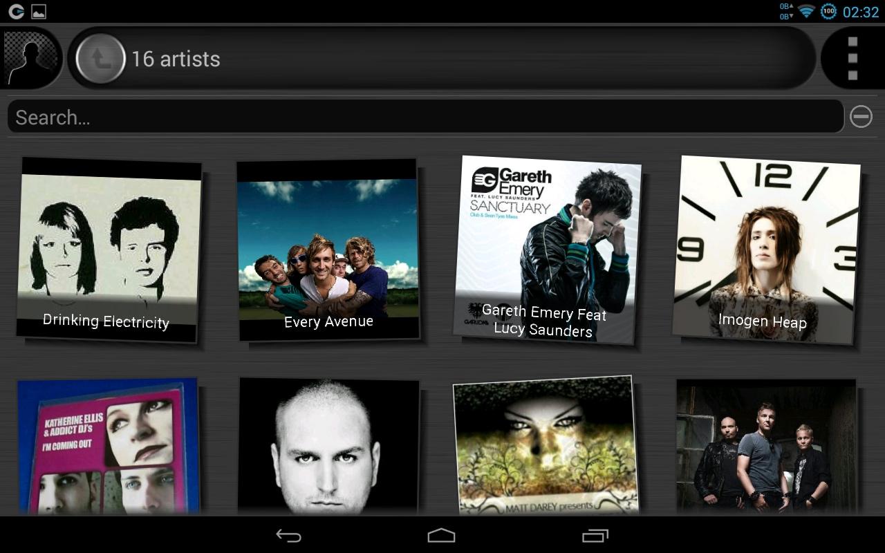 Mosaic Player, un innovativo lettore musicale incentrato sulle playlist (foto)