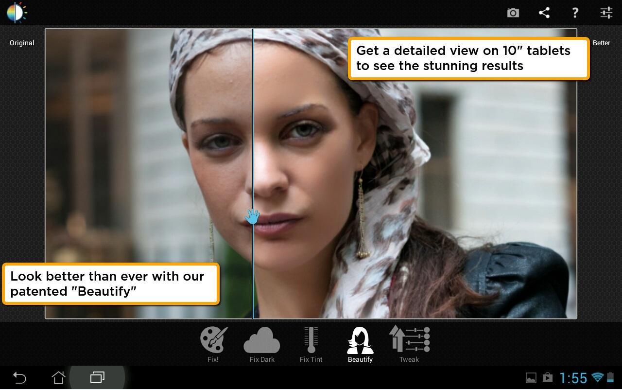 Foto perfette con lo smartphone: Perfectly Clear (foto)