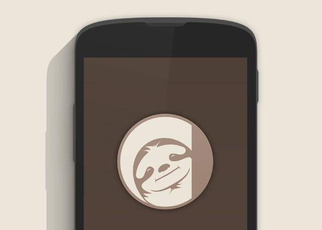 sloth launcher_barra di avvio rapido