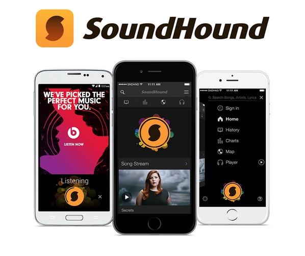 SoundHound ci lascia aggiungere a Spotify i brani trovati