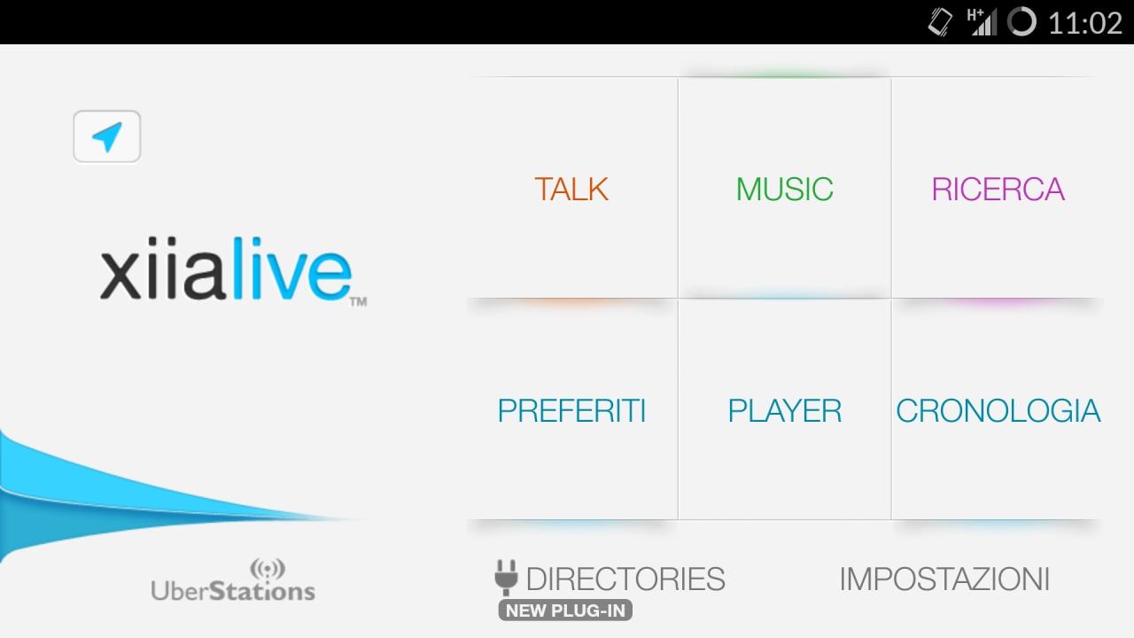Un ricchissimo numero di radio gratuite per il vostro smartphone: XiiaLive (foto e video)