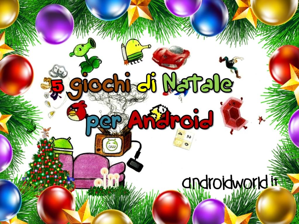 5 Giochi Di Natale Per Android Androidworld