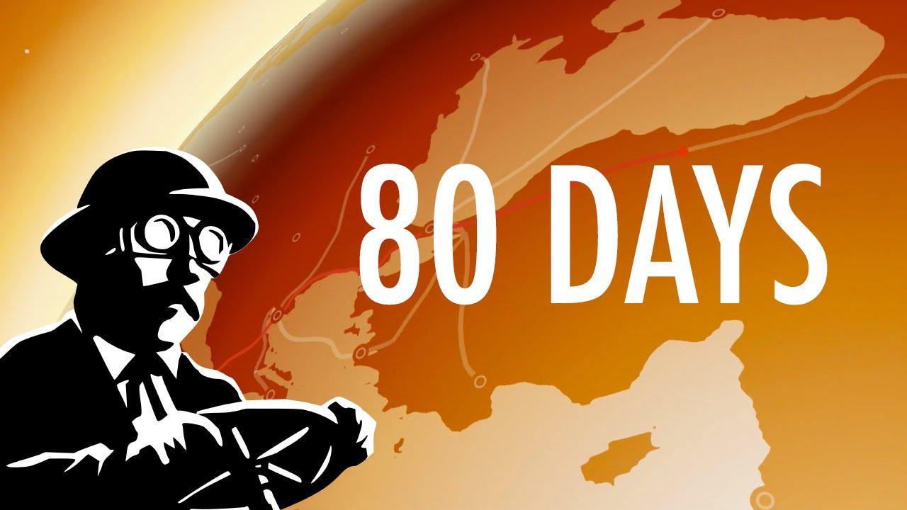80 Days Copertina