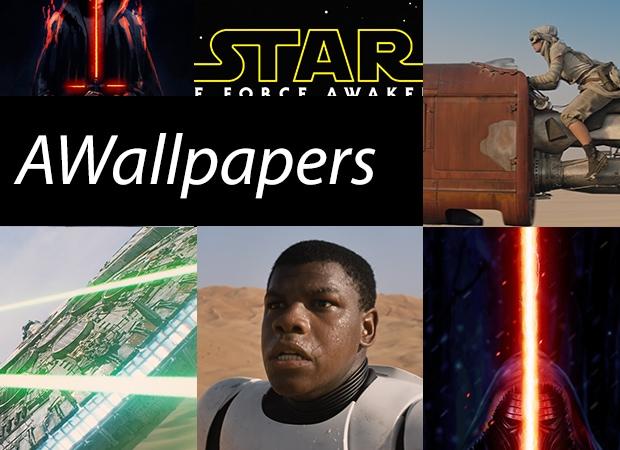 AWallpapers: 15 sfondi di Star Wars VII