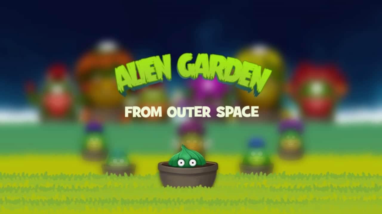Alien Garden Mini