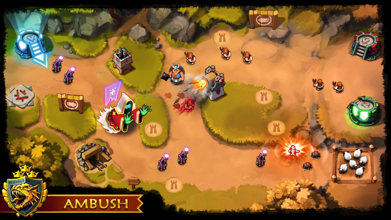Ambush! - Tower Offense Android