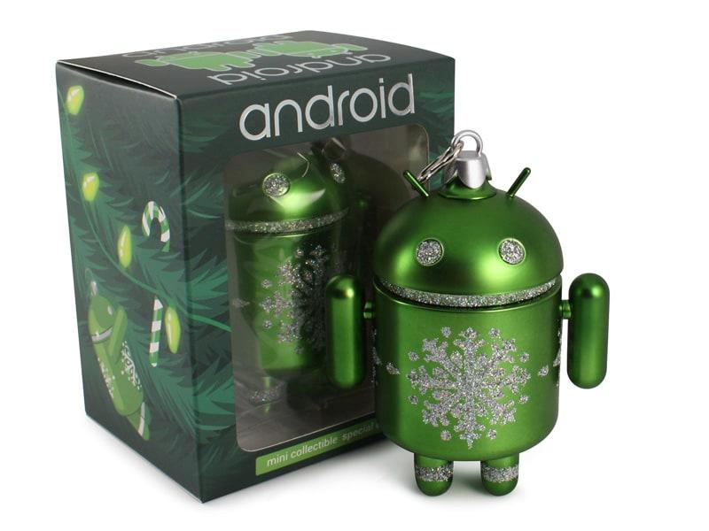 Non sarà davvero Natale, senza questo Android appeso all'albero! (foto)