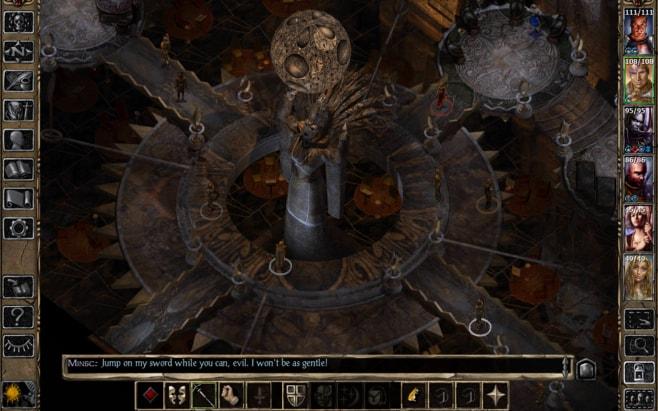 Baldur's Gate II Android (1)
