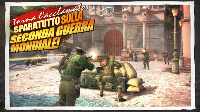 Brothers in Arms 3 Android (1)