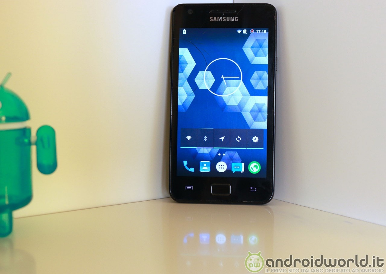 CM12 Galaxy S II