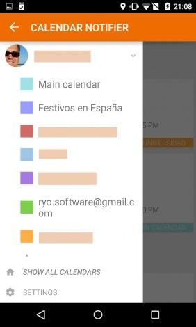 Calendar Events Notifier (1)