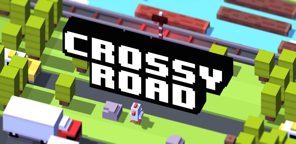 Crossy Road Title