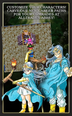 DRAGON QUEST III Android (4)