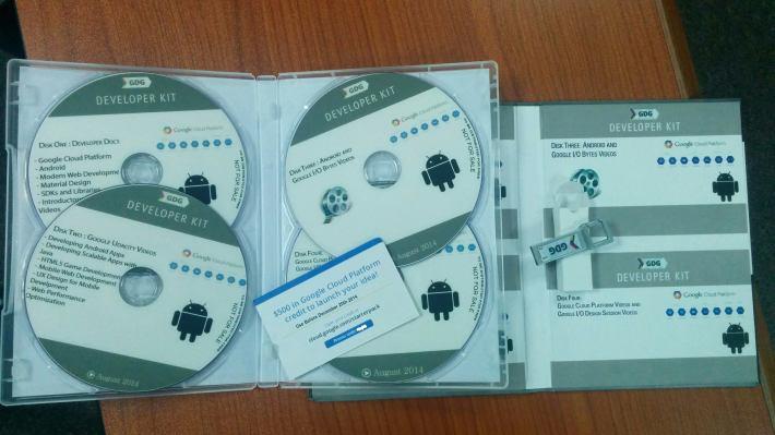 Google rende disponibile l'SDK di Android in DVD per chi non ha accesso a Internet