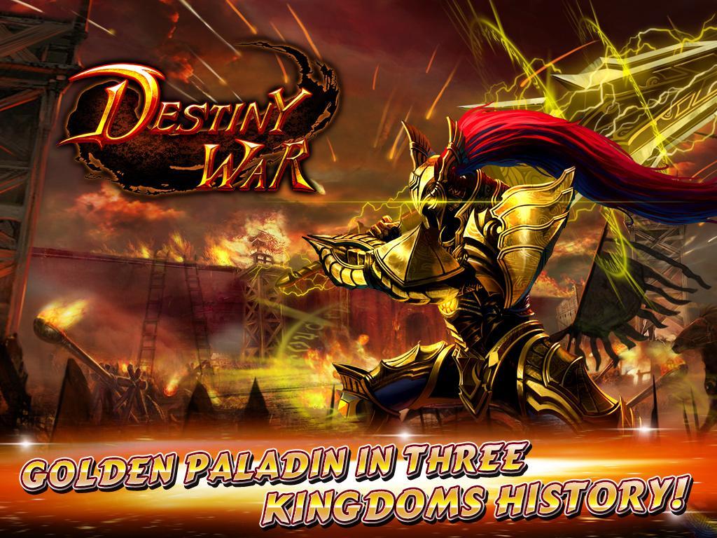 Destiny War è Dynasty Warriors, ma con visuale isometrica (foto e video)