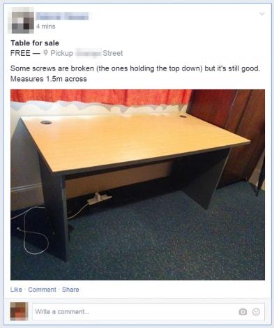 Facebook Gruppi vendita - 1