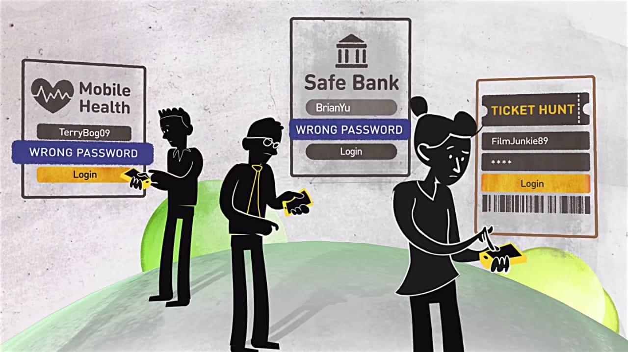 Fido autenticazione senza password