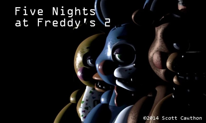 Five Nights at Freddy's 2, la recensione del gioco horror di Scott Cawthon